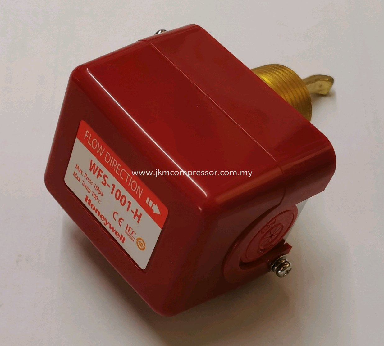 WFS-1001-H HONEYWELL WATER FLOW SWITCH