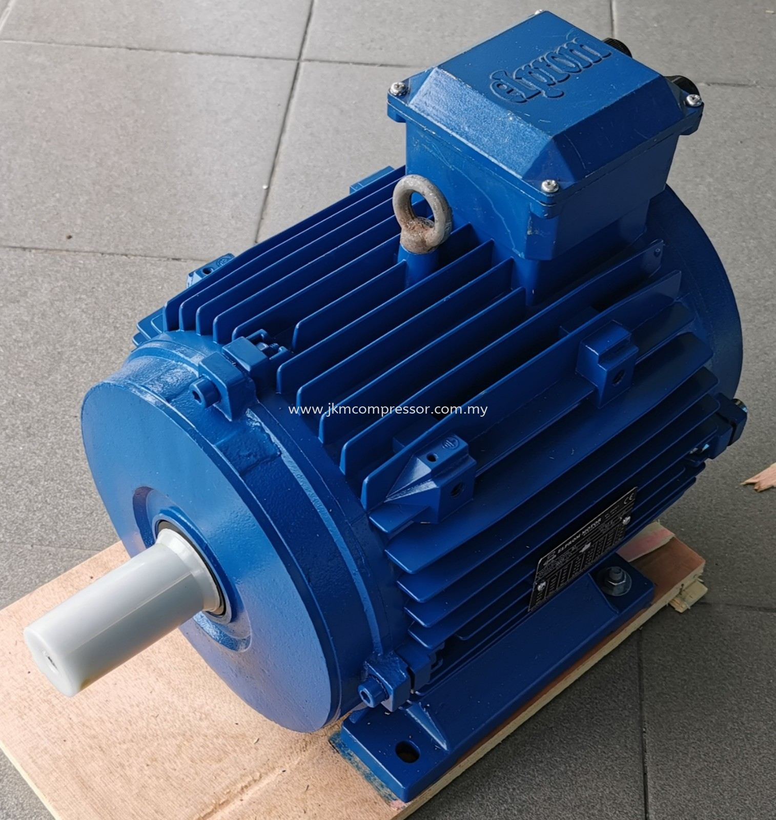 EPV132MA6-ELPROM CONDENSER FAN MOTOR ; USING YORK AIR COOLED CHILLER