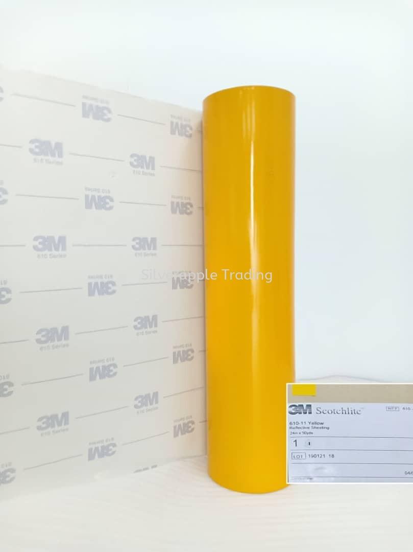 3M 610 Yellow