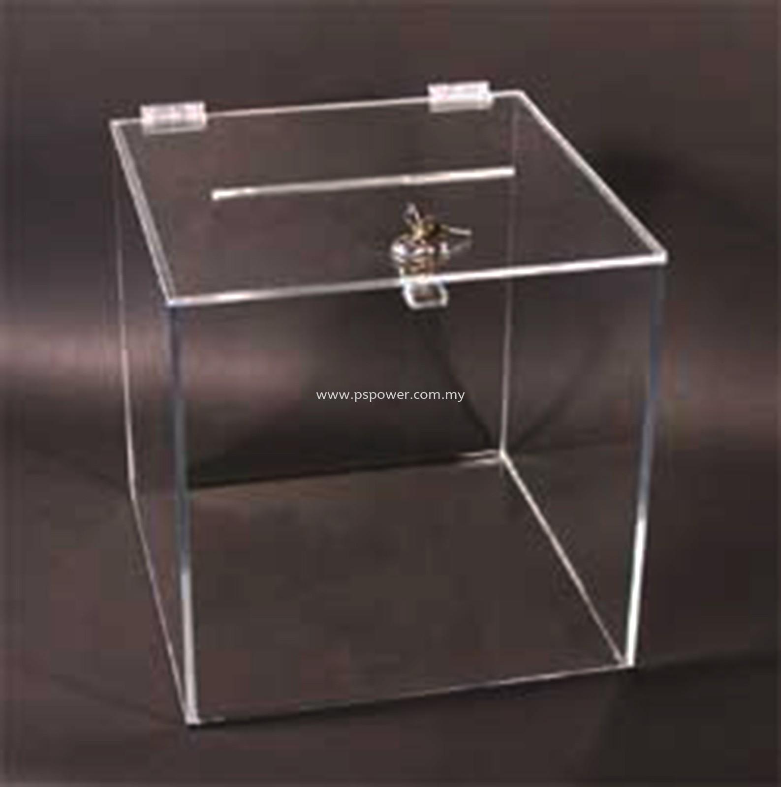 Acrylic Box 1