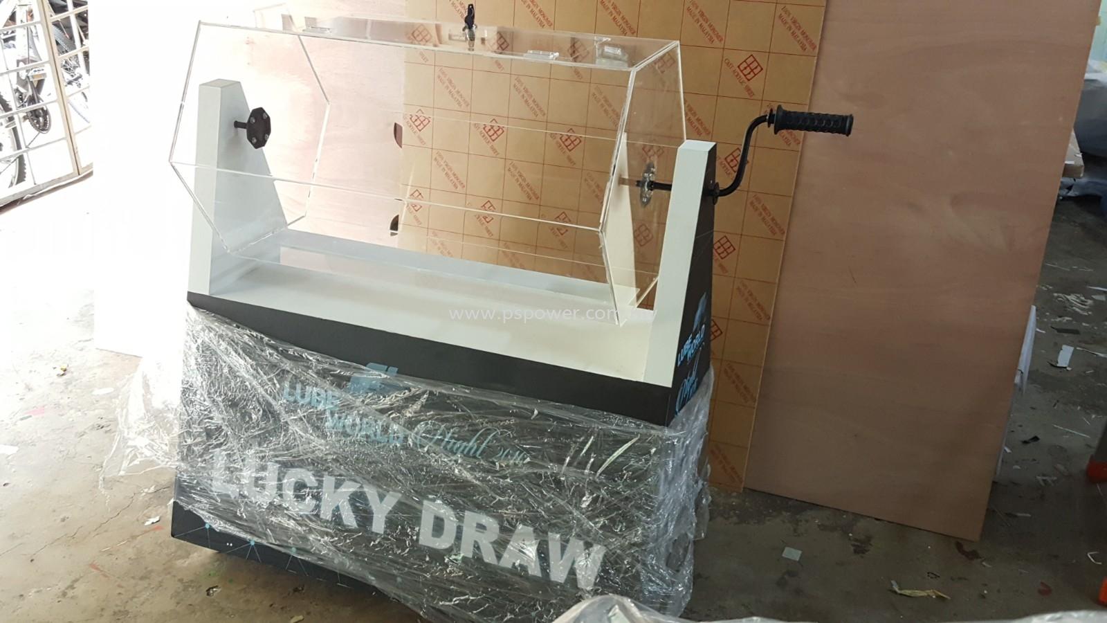 Lucky Draw Box 2