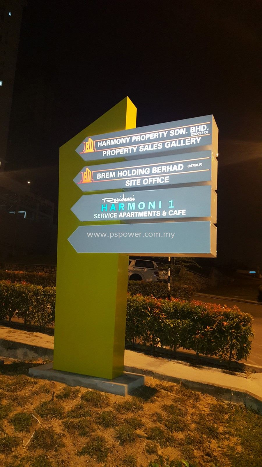 Outdoor Signage 21
