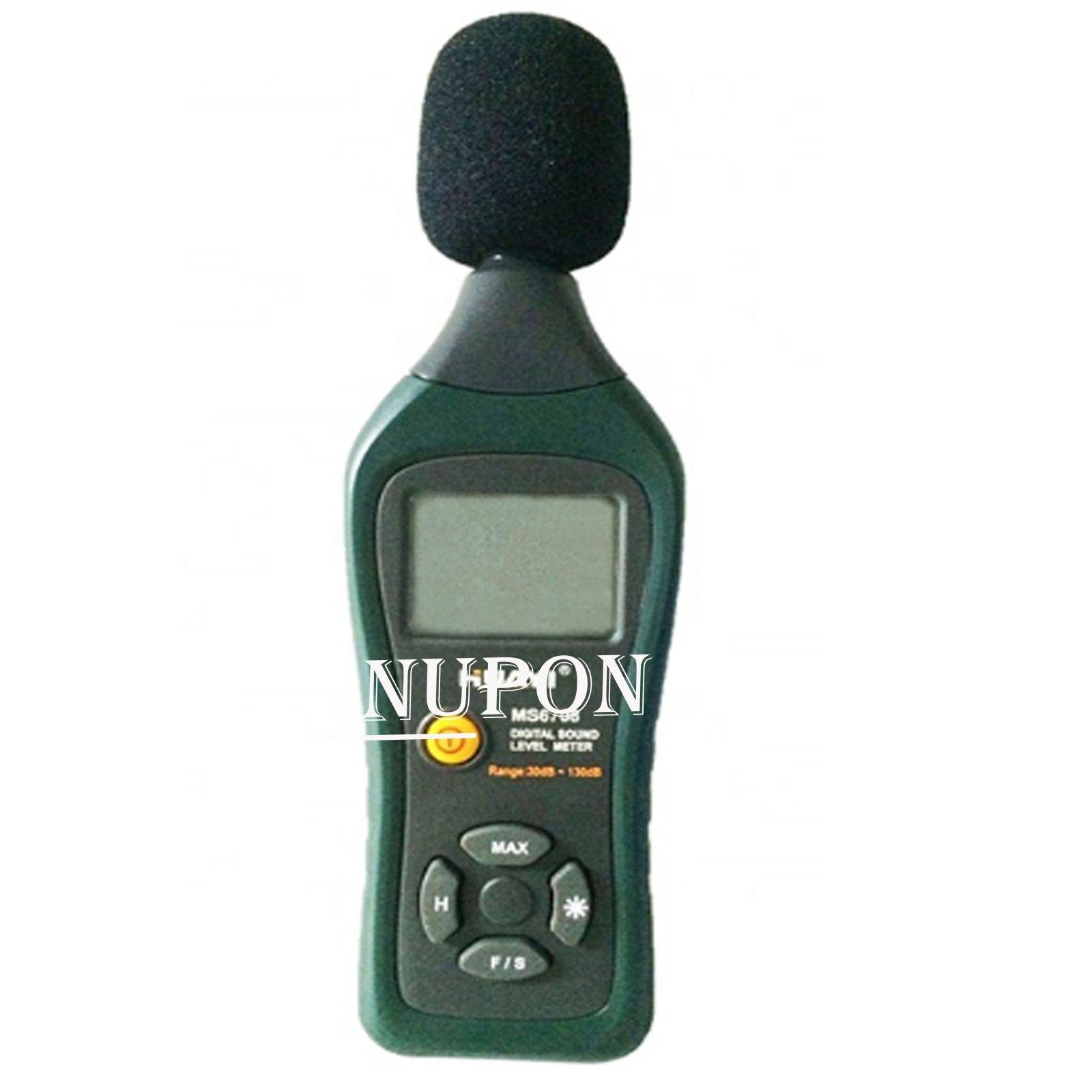 Digital Sound Level Meter 130db