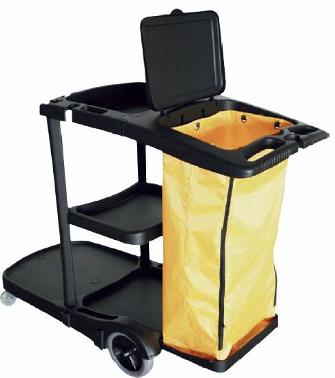 EH Trolley Janitor Cart