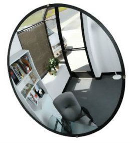 EH Indoor Convex Mirror w/o Cap (Wall Mounted)