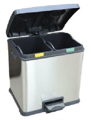 EH Recycle Rejoice Step Bin 24L