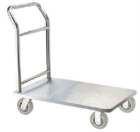 EH Stainless Steel Plat Form Trolley 1002