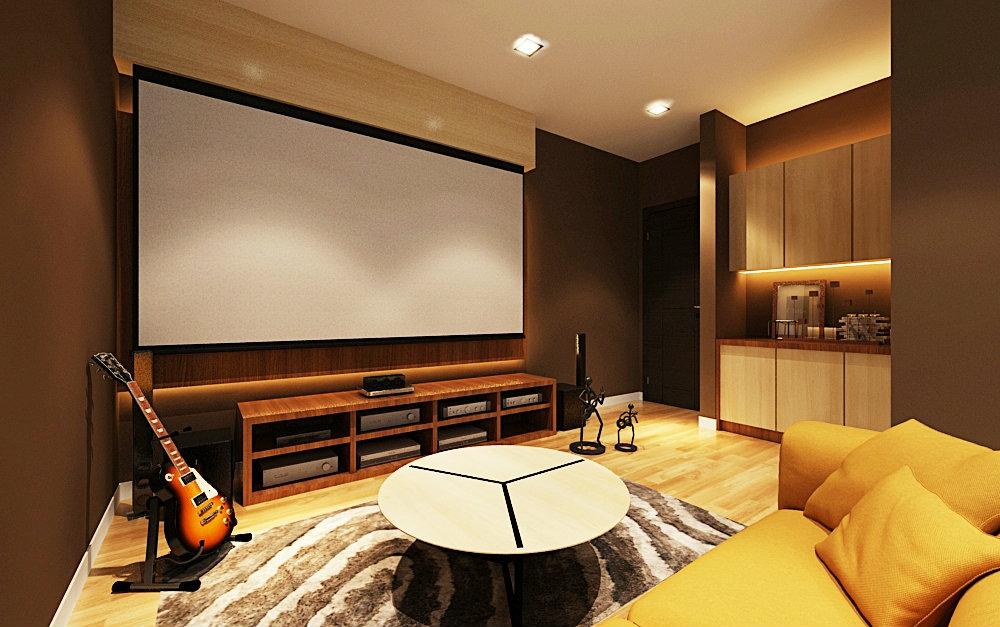 AV Room & Music Room