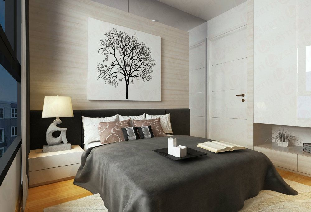 Lovely Interior & simple Design For Master Bedroom Ideas