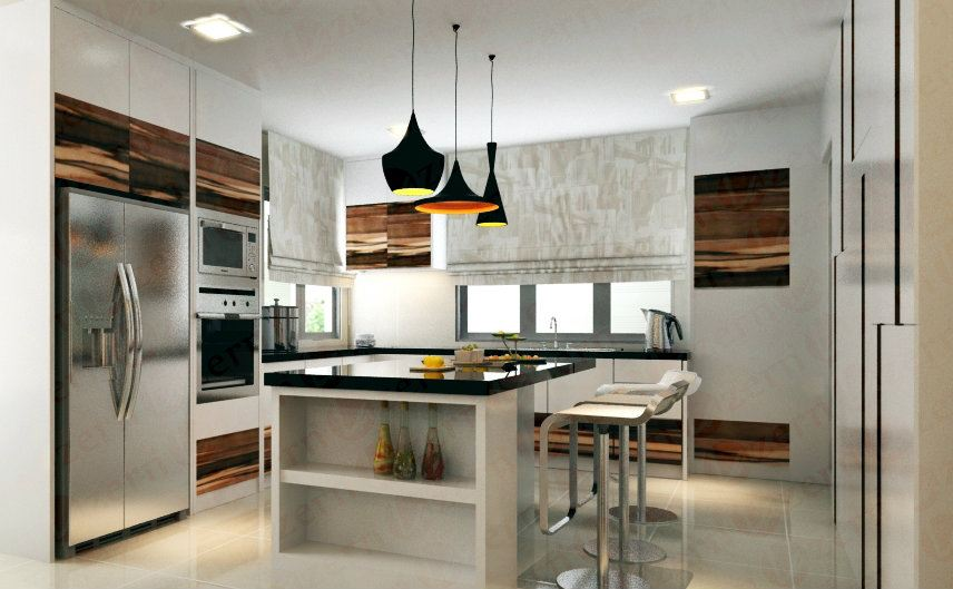 Kitchen Designs with a Beautiful Simplicity