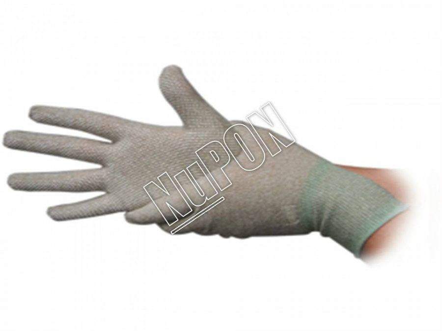 Dotted Palm Fit Gloves