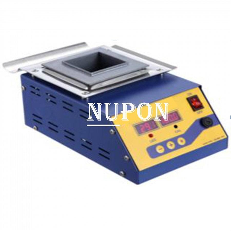 Square Titanium Lead-Free Solder Pots