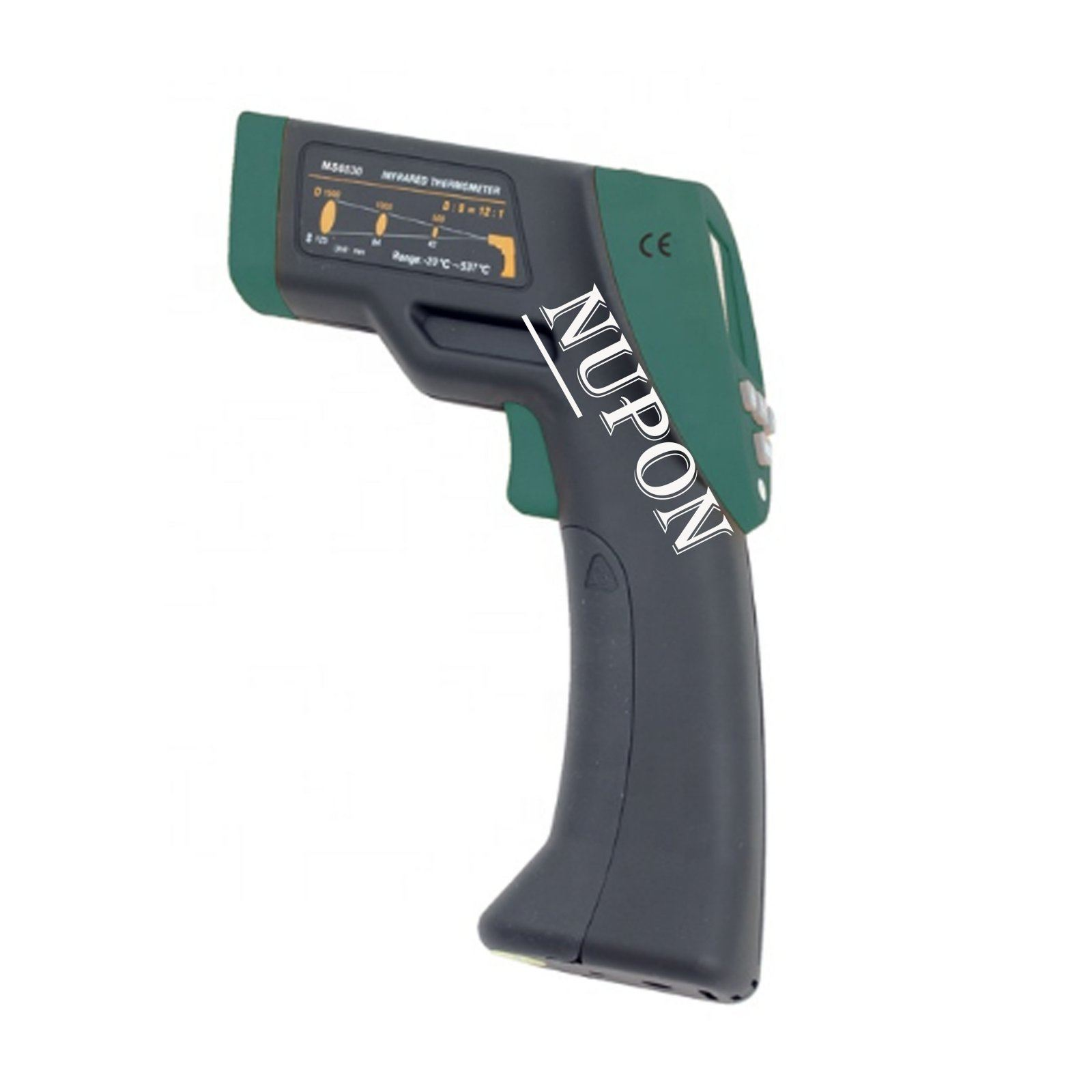 Infrared Thermometer Digital For Industrial Usuage 537 Degree C