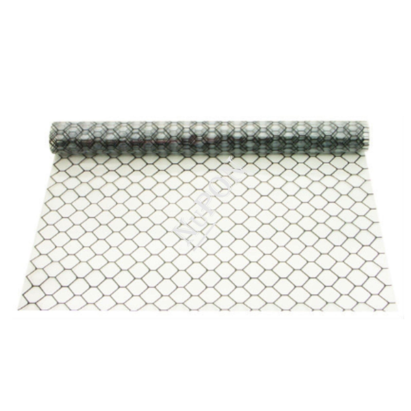 PVC Grid  Curtain Film