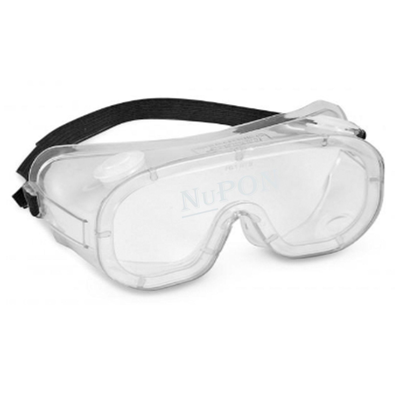 Safety Chemical Goggle Cystal Blue Frame/ Clear Lens