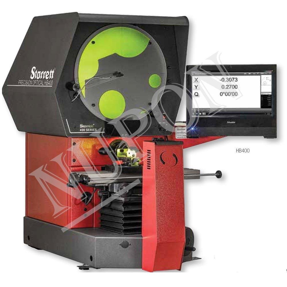 STARRETT HB400 Horizontal Benchtop Optical Comparator