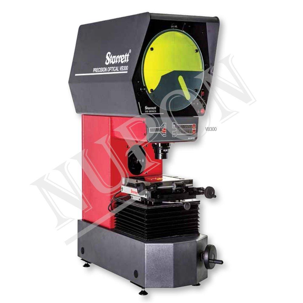 STARRETT VB300 Vertical Bench Top Optical Comparator