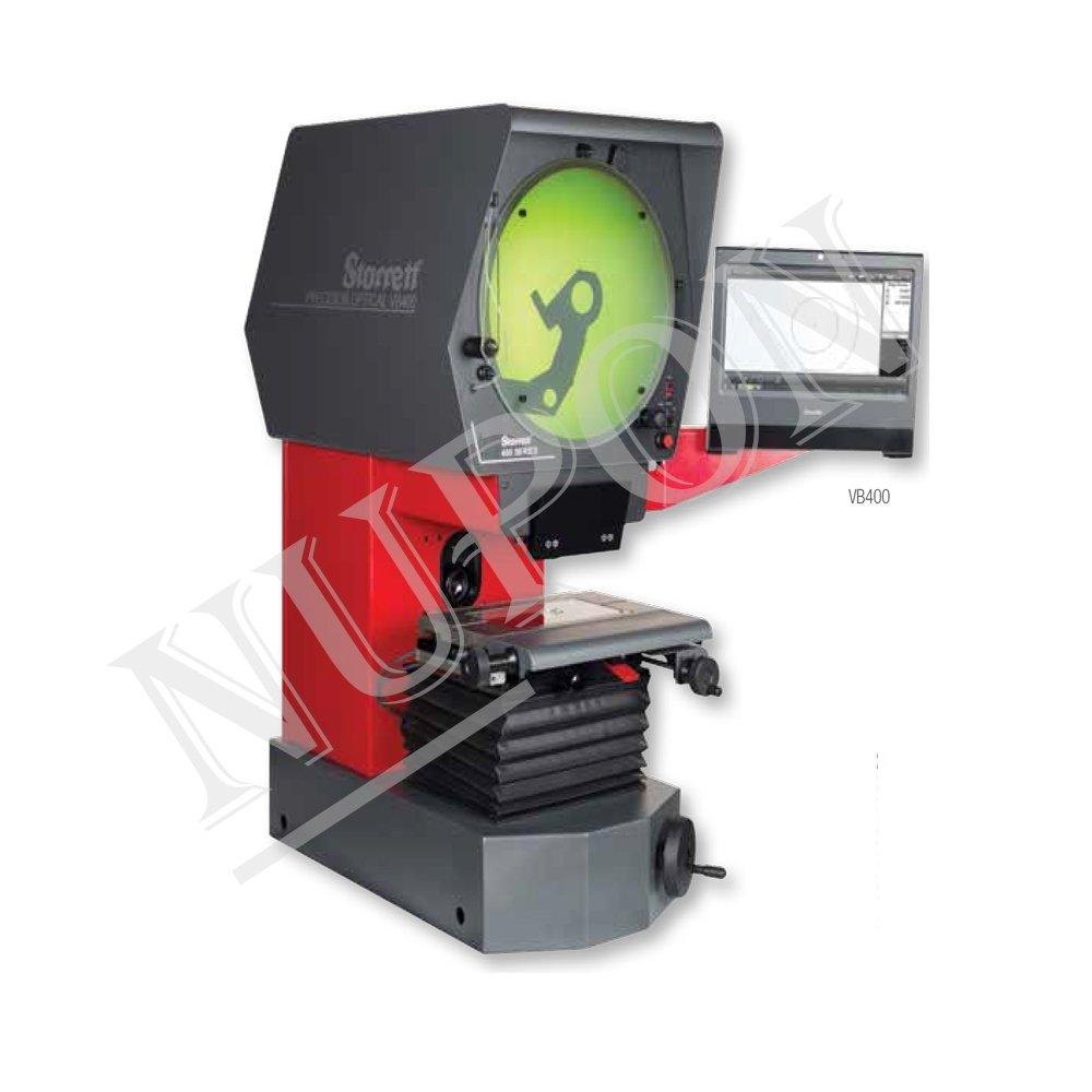STARRETT VB400 Vertical Bench Top Optical Comparator