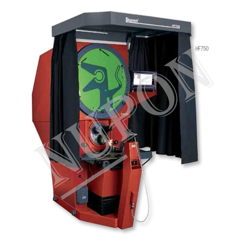 STARRETT HF750 Horizontal Floor Standing Optical Comparator