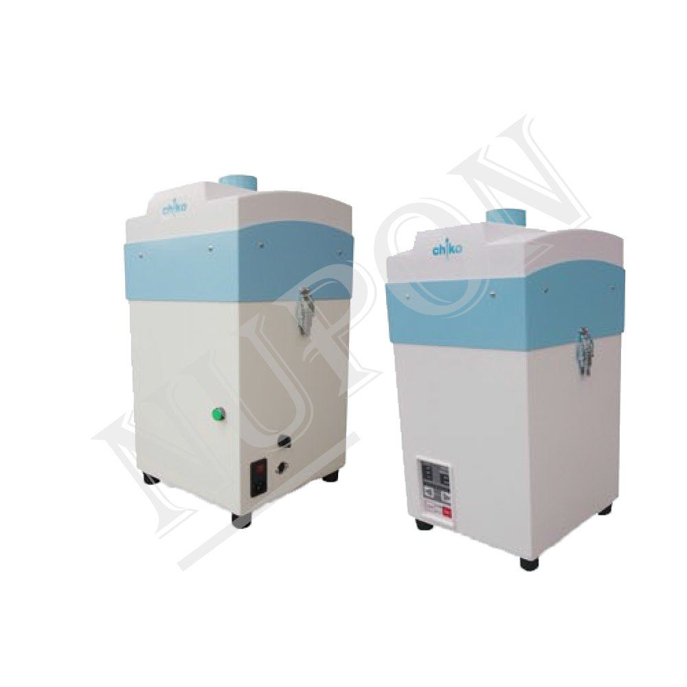 LOW PRESSURE DUST COLLECTORS  FOR LASER, WELDING APPLICATIONS