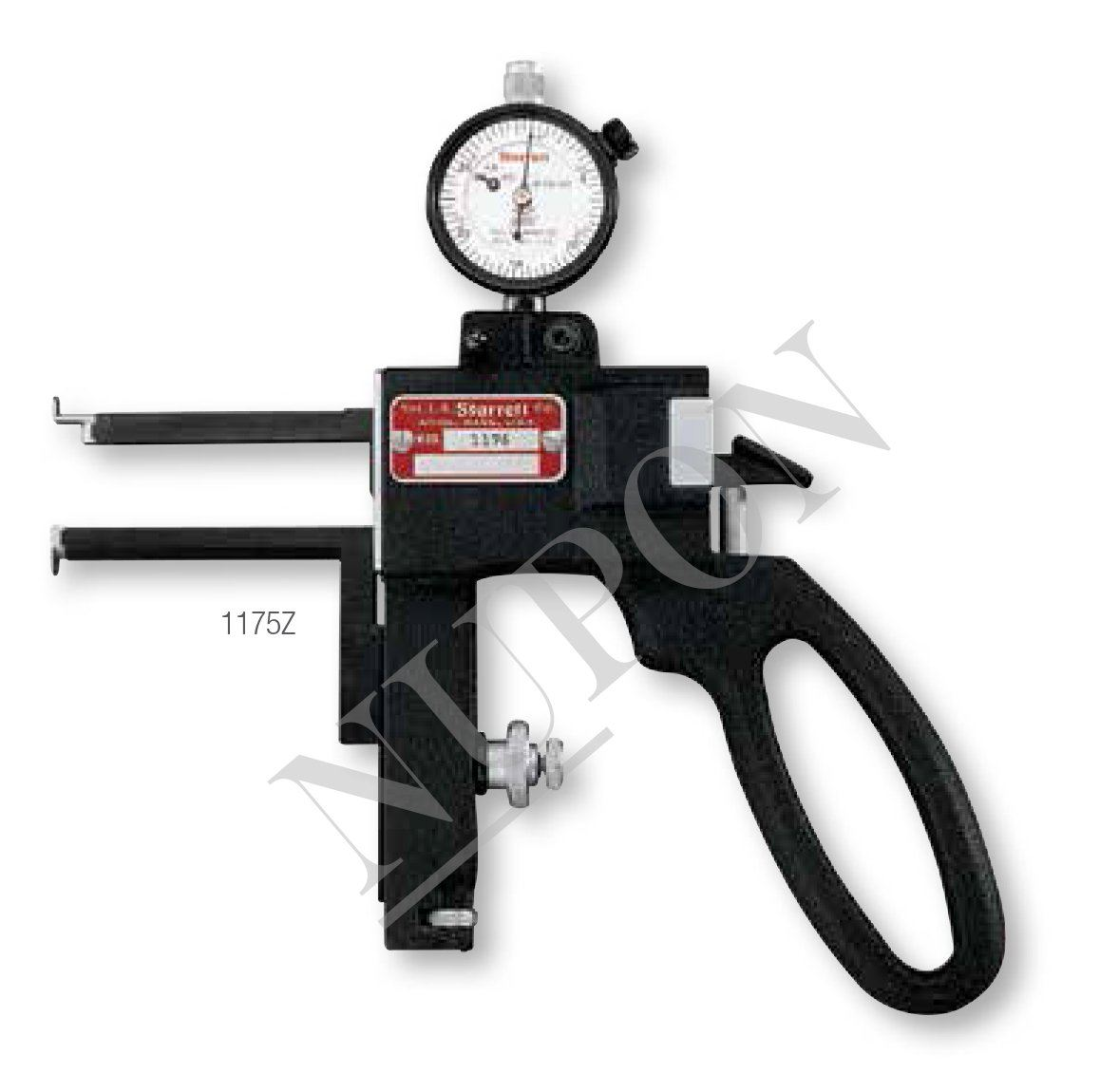 1175Z Dial Indicator Groove Gage