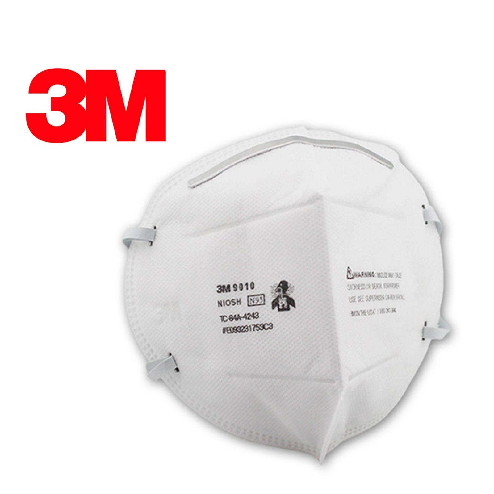 3M 9010 N95 Face Mask