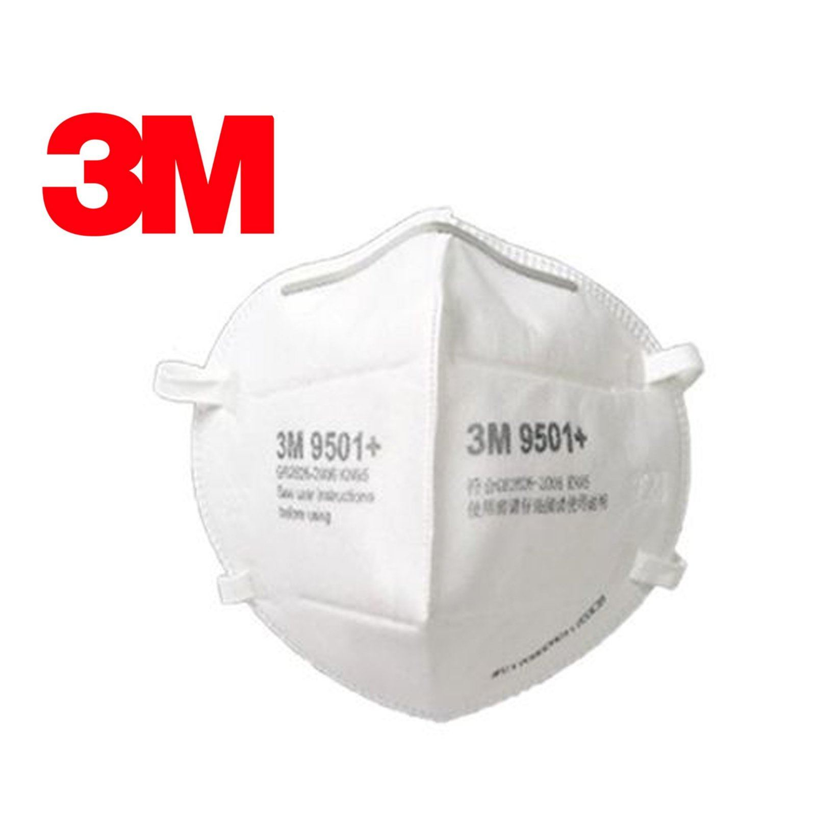 3M 9501+ Face Mask