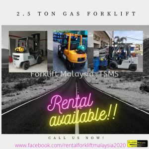 Forklift for Sale in Malaysia