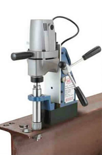 WS-3500 MAGNETIC DRILLING MACHINE