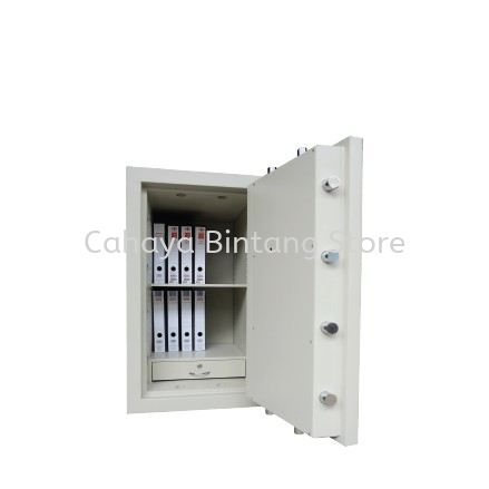 BANKER SAFE ID-AS01 SAND BEIGE COLOUR