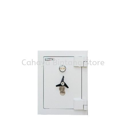 BANKER SAFE SS-AS65 SIZE TWO (2) SAND BEIGE COLOUR