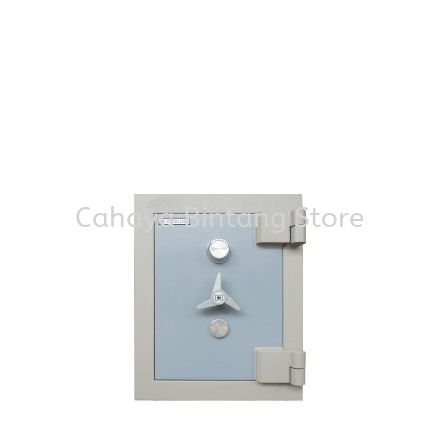 BANKER SAFE SS-AS65 SIZE ONE (1) BLUE GREY COLOUR