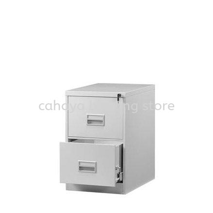 STANDARD 2 DRAWER FILLING CABINET - Filing Cabinet Selayang | Filing Cabinet Bandar Mahkota Cheras | Filing Cabinet Kajang
