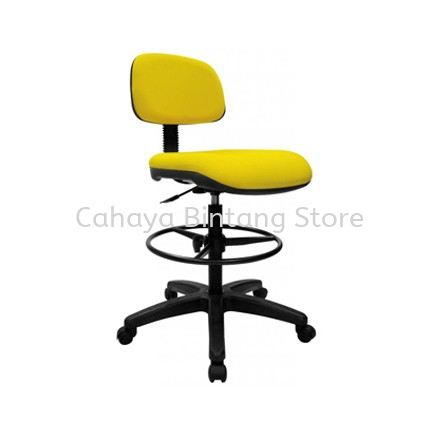 DC5 DRAFTING CHAIR C/W POLYPROPYLENE BASE