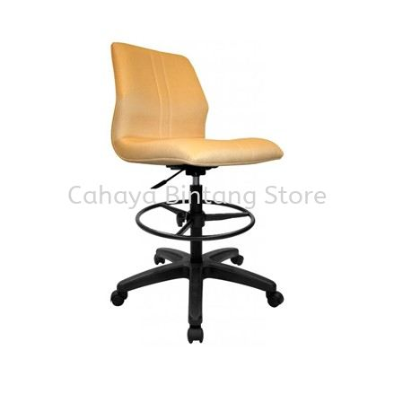 DC8 DRAFTING CHAIR WITHOUT ARMREST & C/W POLYPROPYLENE BASE