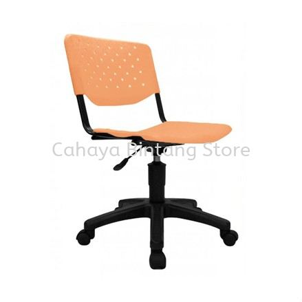 SC1-1 STUDENT CHAIR WITHOUT ARMREST C/W GASLIFT & POLYPROPYLENE BASE