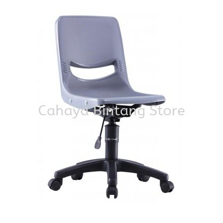 SC7-1 STUDENT CHAIR WITHOUT ARMREST C/W GASLIFT & POLYPROPYLENE BASE
