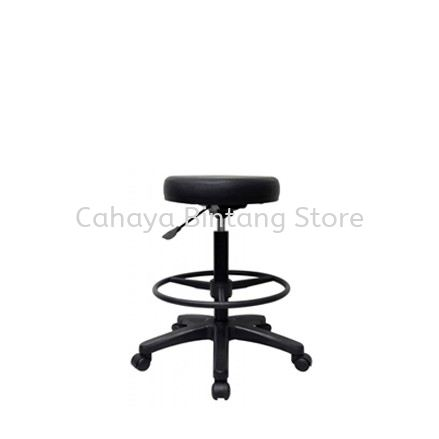 LOW PRODUCTION STOOL C/W GASLIFT & POLYPROPYLENE BASE PS4
