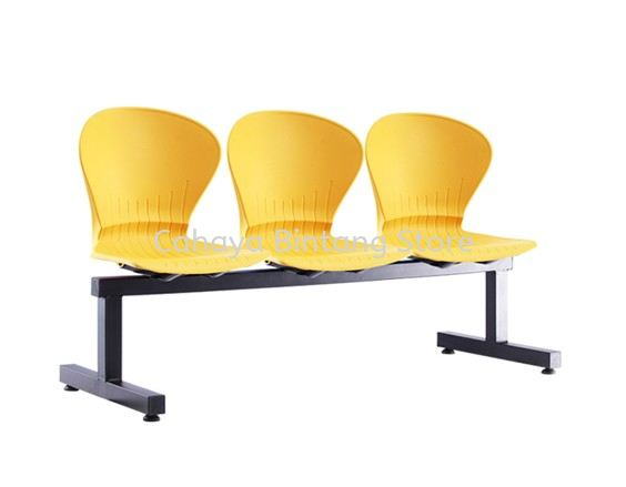 THREE SEATER LINK VISITOR CHAIR - TOP 10 BEST VALUE LINK VISITOR CHAIR | LINK VISITOR CHAIR BANDAR BUKIT TINGGI | LINK VISITOR CHAIR SERI KEMBANGAN | LINK VISITOR CHAIR BANGI