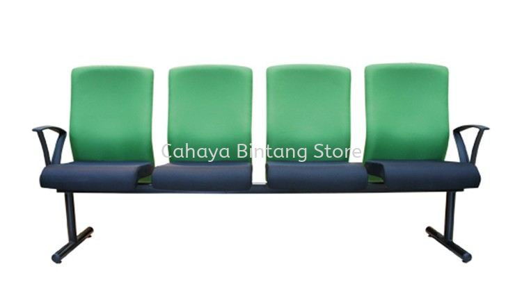FOUR SEATER LINK VISITOR CHAIR PADDED - TOP 10 MUST HAVE LINK VISITOR CHAIR | LINK VISITOR CHAIR ULTRAMINE INDUSTRIAL PARK | LINK VISITOR CHAIR TAMAN PERINDUSTRIAN USJ | LINK VISITOR CHAIR TAMAN SHAMELIN PERKASA
