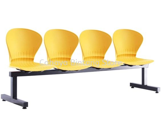 FOUR SEATER LINK VISITOR CHAIR - TOP 10 BEST VALUE LINK VISITOR CHAIR | LINK VISITOR CHAIR BANDAR BUKIT TINGGI | LINK VISITOR CHAIR SERI KEMBANGAN | LINK VISITOR CHAIR BANGI