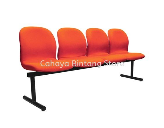 FOUR SEATER LINK VISITOR CHAIR PADDED - TOP 10 MOST POPULAR FURNITURE PRODUCT LINK VISITOR CHAIR | LINK VISITOR CHAIR PUSAT DAGANGAN NZX | LINK VISITOR CHAIR DATARAN PRIMA | LINK VISITOR CHAIR PANDAN INDAH
