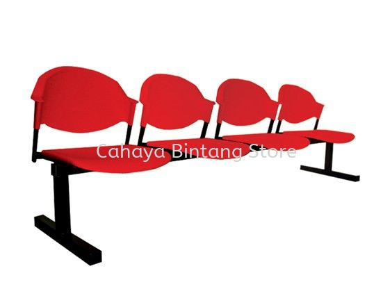 FOUR SEATER LINK VISITOR CHAIR - BEST DESIGN LINK VISITOR CHAIR | LINK VISITOR CHAIR PUCHONG BUSINESS PARK | LINK VISITOR CHAIR TAMAN WAWASAN | LINK VISITOR CHAIR TAMAN MALURI