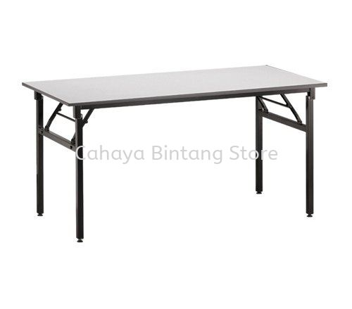 RECTANGULAR BANQUET TABLE (16mmTHK Melamine Top)