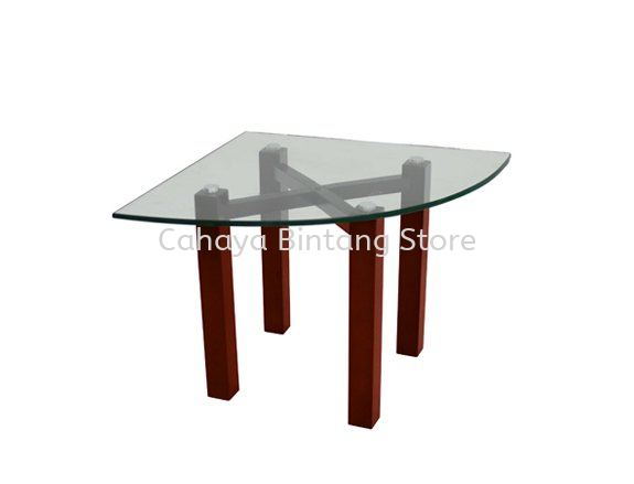 CONNEXION TRIANGLE COFFEE TABLE C/W TEMPERED GLASS TABLE TOP OFFICE SOFA - OFFICE FURNITURE MALL OFFICE SOFA l OFFICE SOFA BUKIT DAMANSARA l OFFICE SOFA JAYA ONE l OFFICE SOFA SETIAWANGSA
