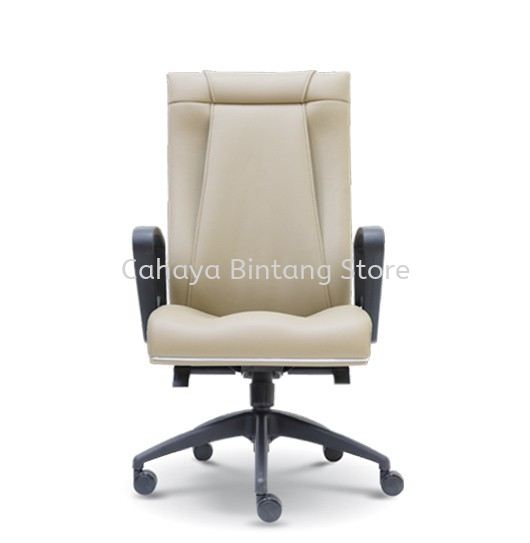 HARPERS HIGH BACK EXECUTIVE OFFICE CHAIR - BEST COMFORTABLE EXECUTIVE OFFICE CHAIR | EXECUTIVE OFFICE CHAIR BANDAR RIMBAYU | EXECUTIVE OFFICE CHAIR SEPANG | EXECUTIVE OFFICE CHAIR NILAI
