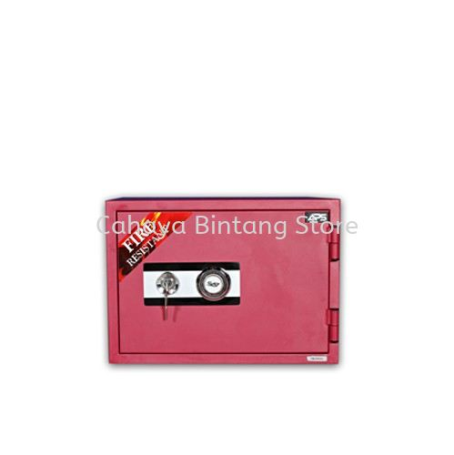 PERSONAL STEEL SERIES LS 1 SAFE RED (KL&KCL)