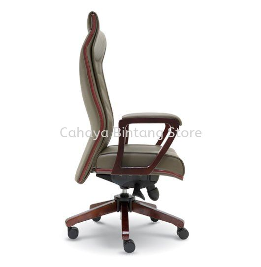 ACTOR WOODEN DIRECTOR HIGH BACK LEATHER OFFICE CHAIR - BEST SELLING WOODEN DIRECTOR OFFICE CHAIR | WOODEN DIRECTOR OFFICE CHAIR ATRIA SHOPPING | WOODEN DIRECTOR OFFICE CHAIR PJ SEKSYEN 16 | WOODEN DIRECTOR OFFICE CHAIR TAMAN MALURI