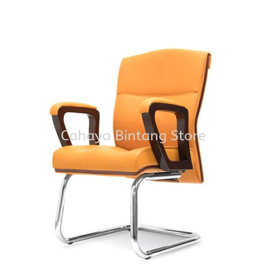 FLORA WOODEN DIRECTOR VISITOR LEATHER OFFICE CHAIR - BEST OFFER WOODEN DIRECTOR OFFICE CHAIR | WOODEN DIRECTOR OFFICE CHAIR PUCHONG | WOODEN DIRECTOR OFFICE CHAIR BANDAR KINRARA | WOODEN DIRECTOR OFFICE CHAIR KL TRILLION