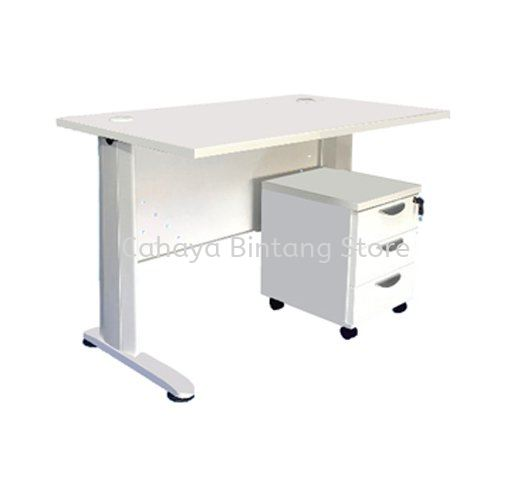 (PROMO SET 1) 4' TABLE + PEDESTAL